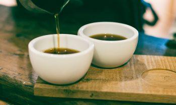 Como degustar el Té, placer para los sentidos