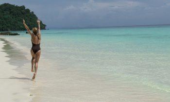 Tés e infusiones para operación bikini