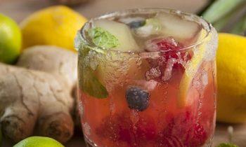 Propiedades de las infusiones de frutas