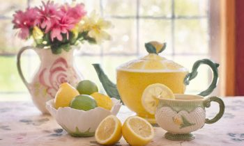 Beneficios del limón en el té