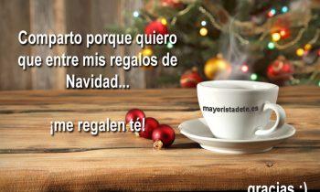 12 Motivos para regalar té en Navidad