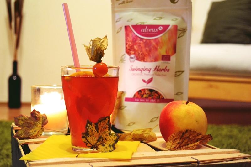 Cocktail de Rooibos Otoñal