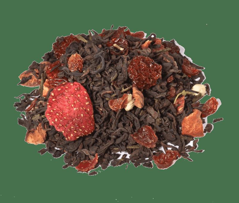 mayorista de té Pu Erh aromatizado