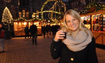 Mayorista de té para mercados de Navidad