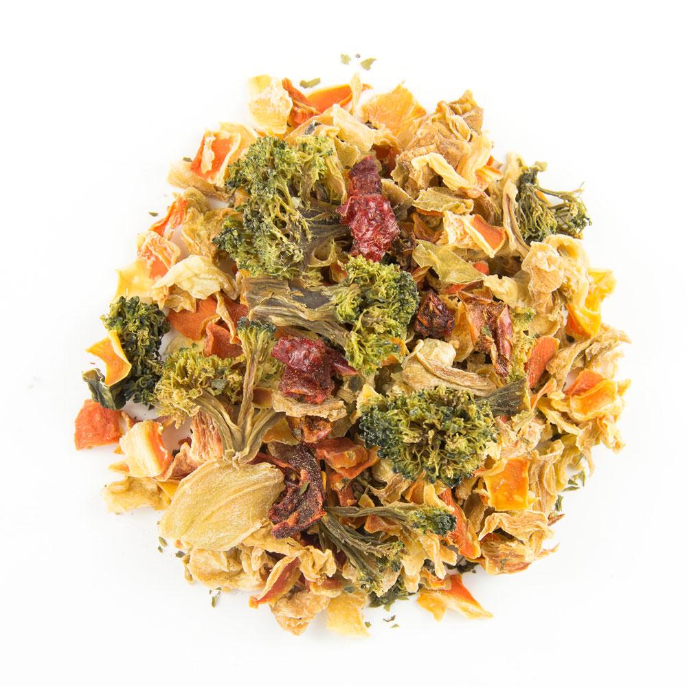 mayorista de tés de vegetales y verduras