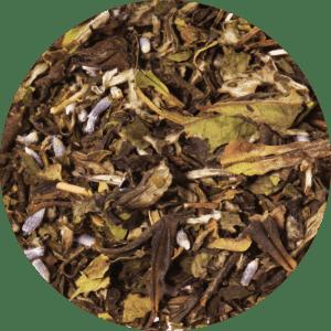 82910 Vainilla Lavanda té blanco