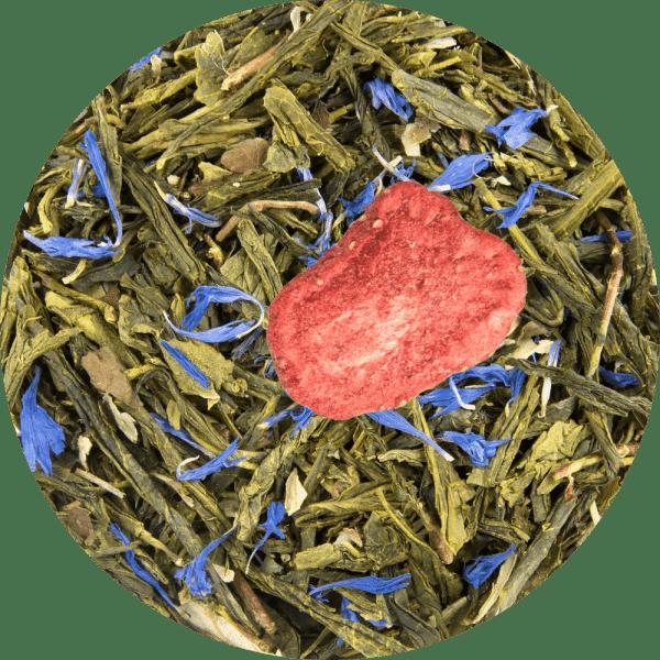 83090 Té verde menta y fresa